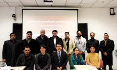 2018 Pakistani Young reporter's Exchange Program launched in School of Journalism of RUC